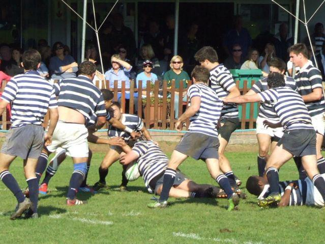SACS vs Wynberg June 16th 2012