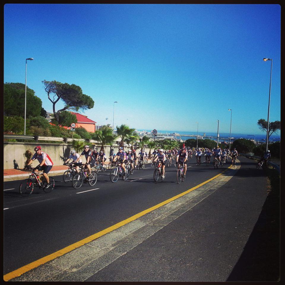 Argus Cycle Tour 2013