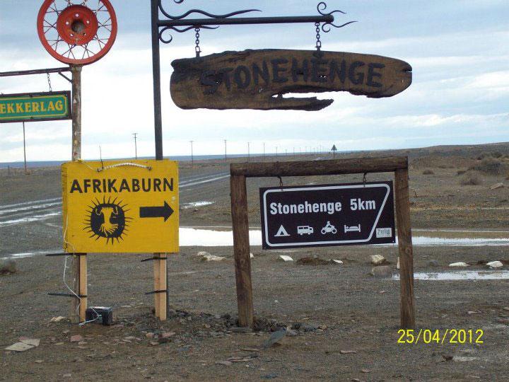 AfrikaBurn 2012