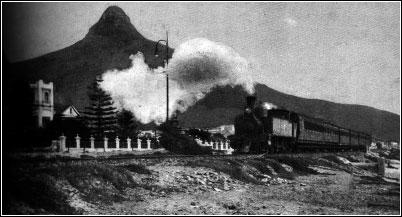 Sea Point Railway
