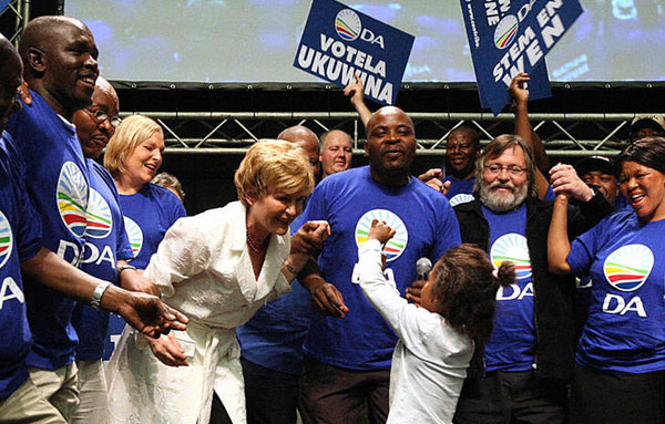 DA - Democratic Alliance