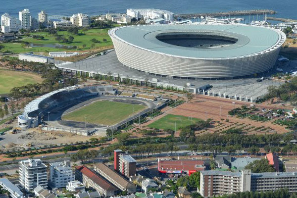 New Green Point Stadium