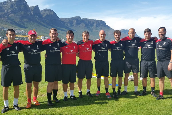LFC Training Camps Coaches