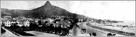 Sea Point Promenade 1938