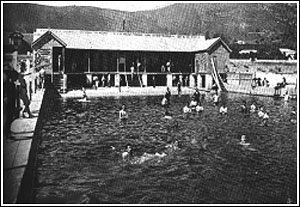 Sea Point Baths pre WWii