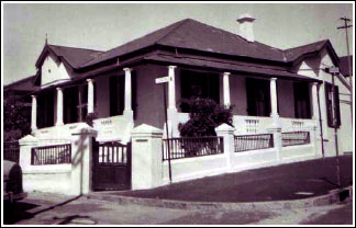The Vaughan House