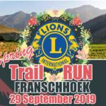 Franschhoek Spring Trail Run set for September