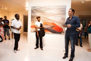 In Living Colour at Barnard Gallery