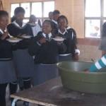 Feeding scheme changes lives in KZN
