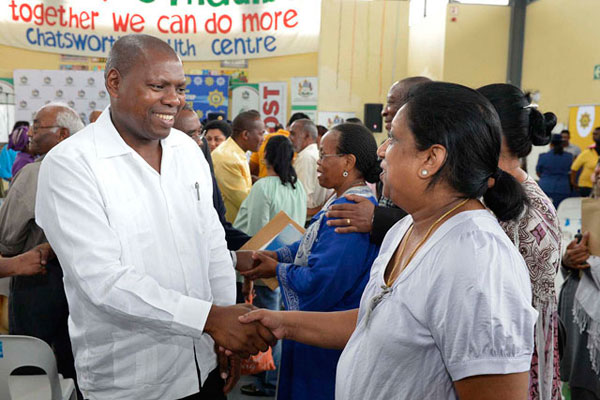 Dr Zweli Mkhize - KZN