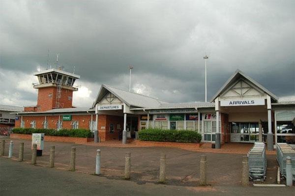 PMB airport