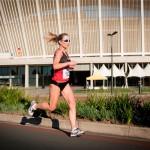 Jenna Challenor looks forward to Women's Race
