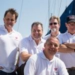 New Flag Officers for Point Yacht Club