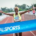 Makhanya wins Durban Women's Race