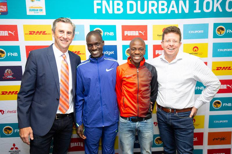 Durban 10K CITYSURFRUN makes waves on International Circuit
