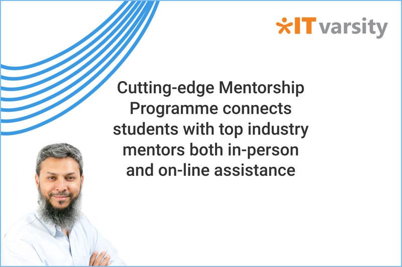 IT Varsity Launching Mentorship Programme