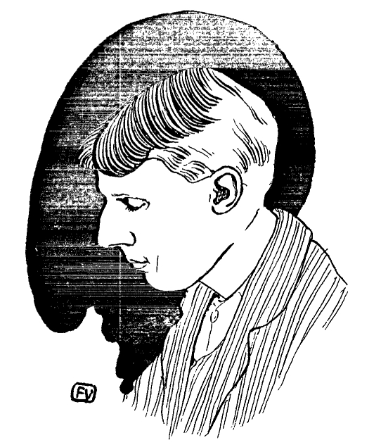 Beardsley by Valloton