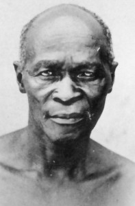 The great chief Maqoma