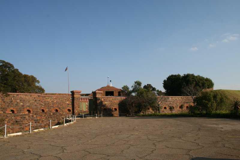 Fort Klapperkop – one of Pretoria's historic forts