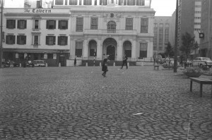 The Old Town House across the Square. Photo taken in 1967