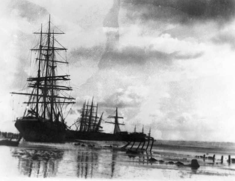 "Port Elizabeth's ""great gale"" of 1902"
