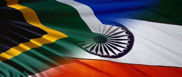 India - South Africa - Africa Relations