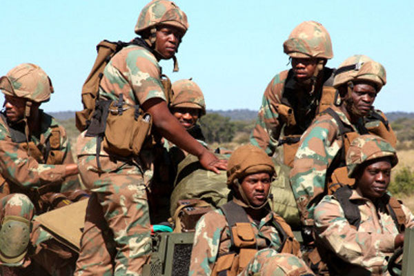 SA committed to peace in Africa