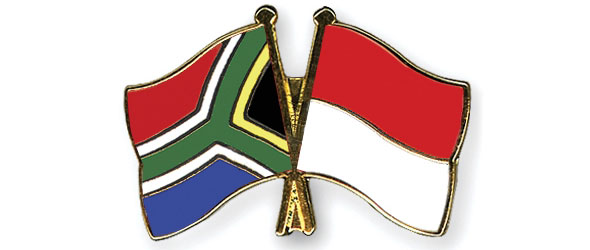 South Africa - Indonesia