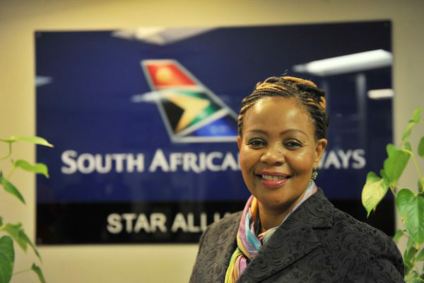 Zuks Ramasia, from flight attendant to Acting CEO