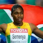 Semenya to carry SA flag at Olympics