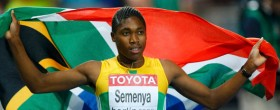 Semenya to carry SA flag at Olympics