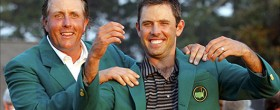 Zuma congratulates Schwartzel on victory