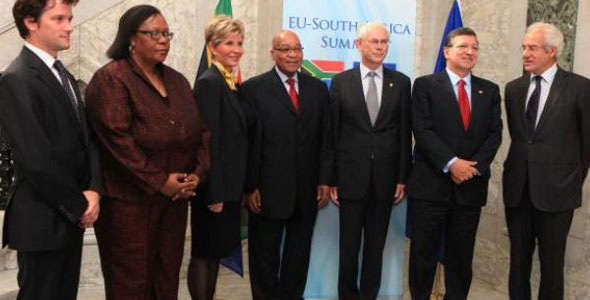 South Africa - eu summit