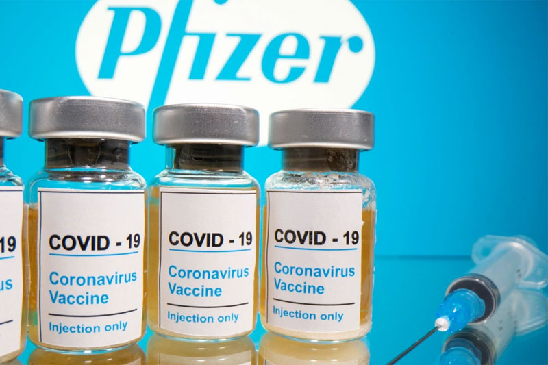First consignment of COVID-19 vaccine