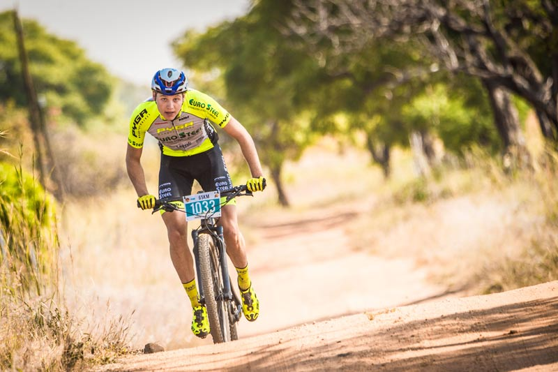 Pieter du Toit - MTB monster