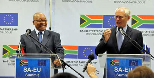 SA - EU summit