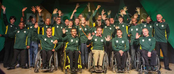 South Africa Paralympics