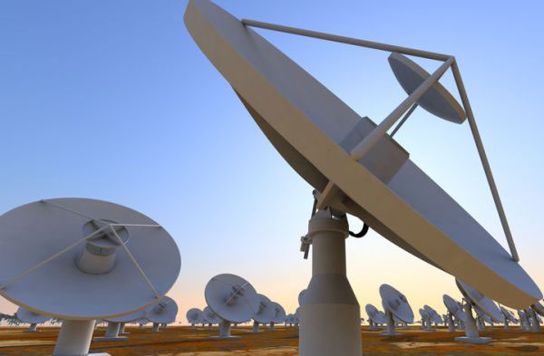 Square Kilometre Array Radio Telescope