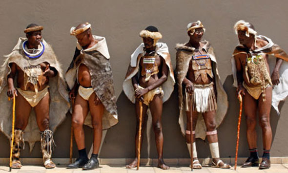 Traditional Authorities