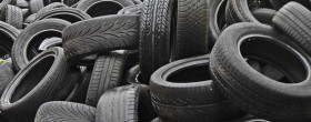 New waste tyre management plan