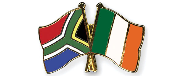 South Africa - Ireland